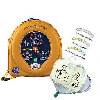 Spende eines Defibrillators für den Ortsteil Schönenbach